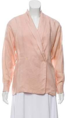 Michael Kors Vintage Linen Blazer