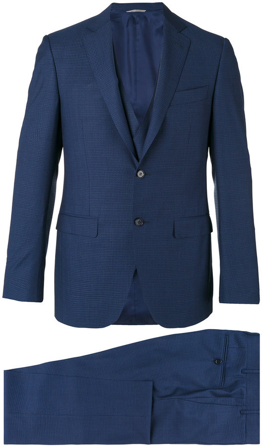 Canali Canali two piece suit