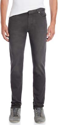 Maison Margiela Grey Five-Pocket Jeans