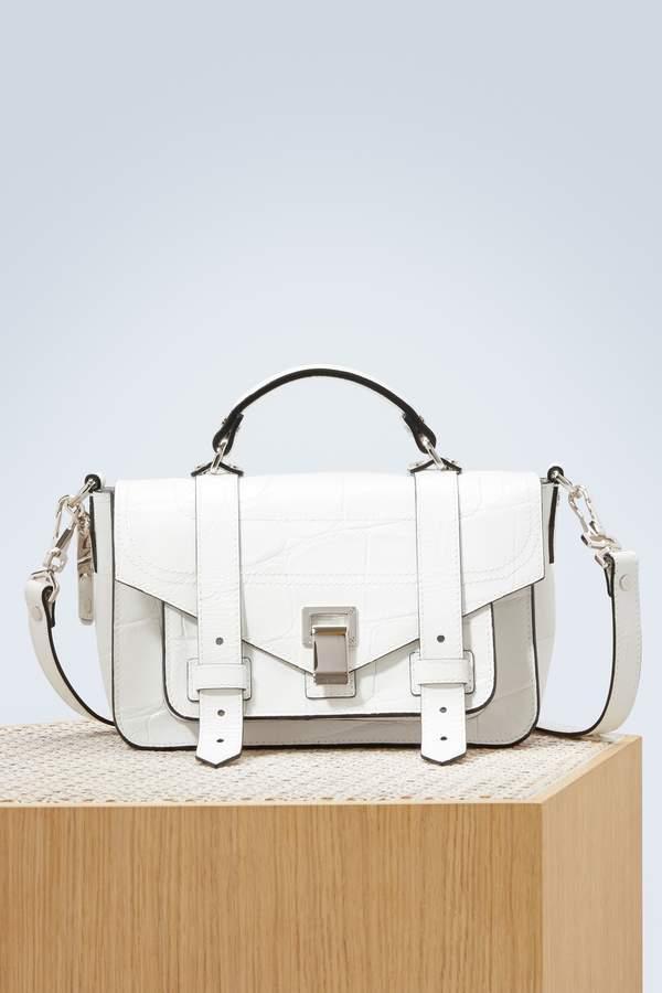 Proenza Schouler PS1+ Tiny handbag