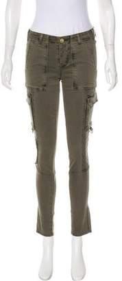 McGuire Denim Mid-Rise Cargo Jeans
