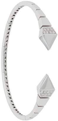 Anapsara fine gemstone cuff bracelet