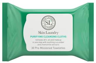 Laundry by Shelli Segal SKIN Purifying Makeup Remover Cleansing Cloths