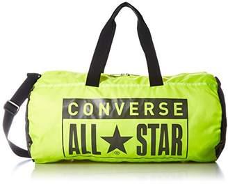Converse (コンバース) - [コンバース] スポーツバッグ ポケッタブル ドラムバッグ C1602032 5334C イエロー/カモフラ