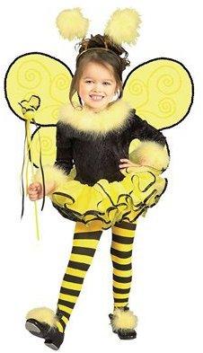 Bumble Bee Toddler/Kids' Costume