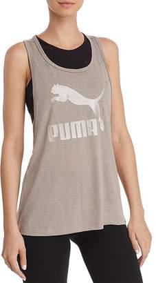 Puma Classics Logo Racerback Tank