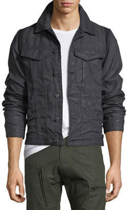 G Star G-Star Motac 3D Ribbed Panel Jacket