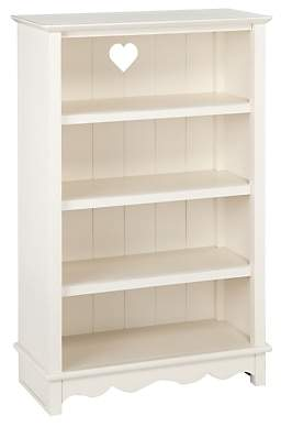 John Lewis & Partners little home at Victoria Bookcase, White