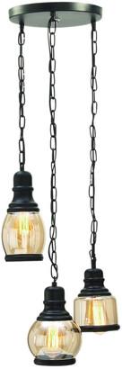 Uma Enterprises Glass Pendants With Bulb