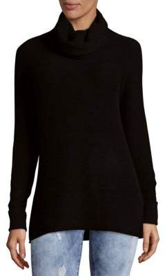 Saks Fifth Avenue Cashmere Cowl-Neck Tunic