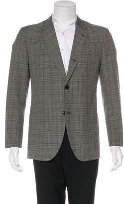 Marc Jacobs Plaid Sport Coat