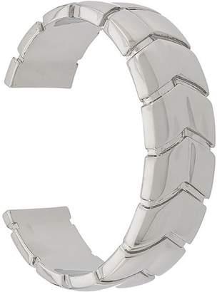 Roberto Cavalli arrows cuff bracelet
