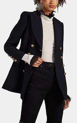 Philosophy di Lorenzo Serafini Women's Double-Breasted Blazer - Navy
