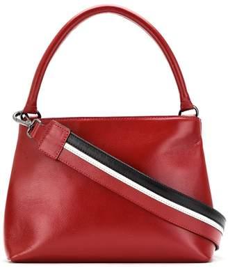 M·A·C Mara Mac leather trapeze bag