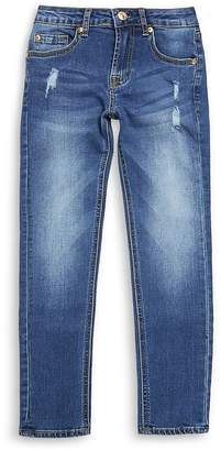 7 For All Mankind Girl's The Bella Skinny Jeans