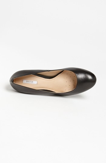 Geox Leather Pump