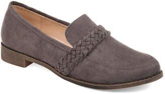 Journee Collection Womens Jc Hilari Slip-on Round Toe Loafers
