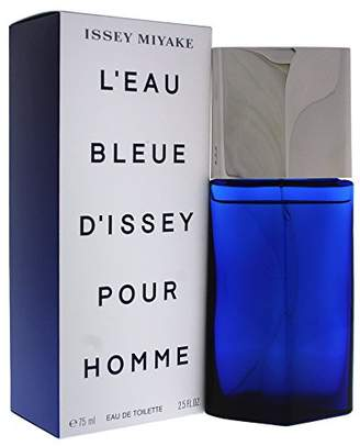 Issey Miyake L'eau Bleue D'issey Pour Homme By For Men. 2.5 Ounces