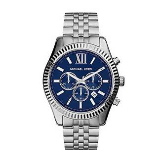 Michael Kors Men's Lexington -Tone Watch MK8280