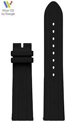 GUESS CS1001S2 20mm Silicone Watch Strap