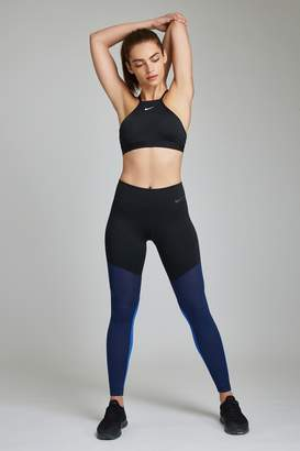 Nike POWER TIGHT MID RISE TRAINING TIGHTS