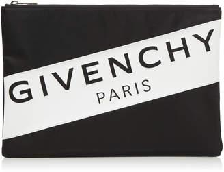 Givenchy XL Logo Pouch