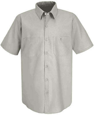 JCPenney Red Kap SP24 Durastripe Shirt-Big & Tall