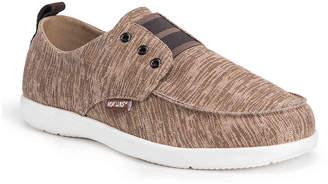 Muk Luks Billie Slip-On Sneaker -Tan - Men's