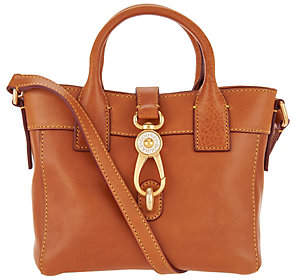 Dooney & Bourke Florentine Leather Small ToteHandbag- Amelia
