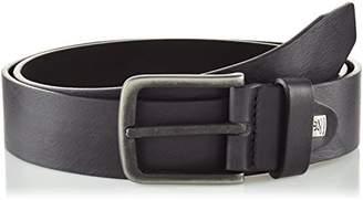 LINDENMANN Mens leather belt/Mens belt, full grain leather belt,Größe/Size:, Farbe/Color: