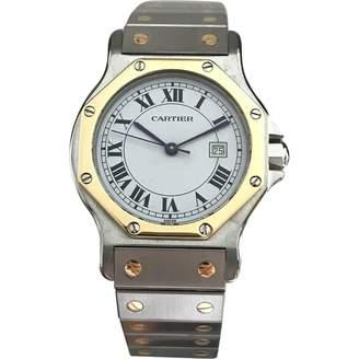 Cartier Santos Ronde watch