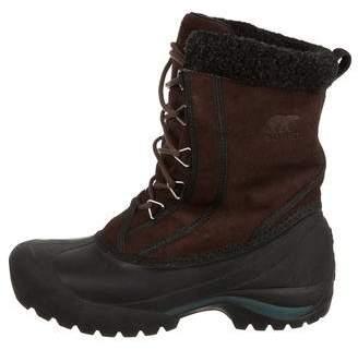 Sorel Rubber Mid-Calf Boots