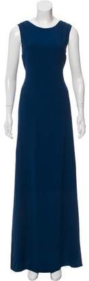 Calvin Klein Collection Sleeveless Maxi Dress
