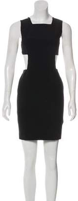 Alexander Wang Cutout Mini Dress