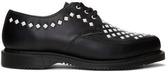 Dr. Martens Black Studded Willis Creepers