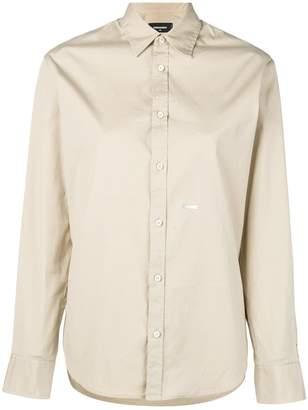 DSQUARED2 utilitarian shirt