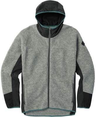 Burton Minturn Hooded Full-Zip Fleece Jacket - Men's