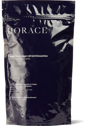 Horace Refreshing Face Wipes, 20 Sheets
