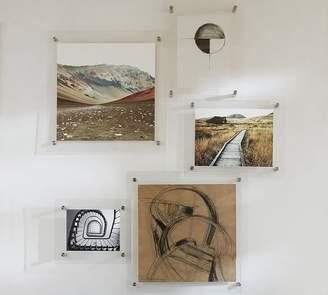 Pottery Barn Acrylic Gallery Frames