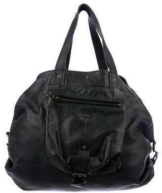 Jerome Dreyfuss Leather Billy M Tote