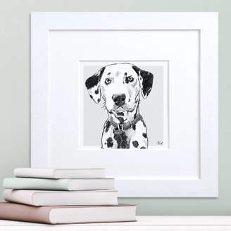 Breed Letterfest Bespoke Dog Print