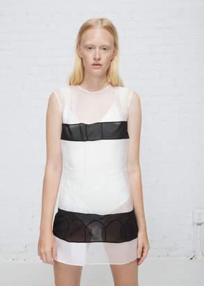 Maison Margiela Sleeveless Tulle Dress