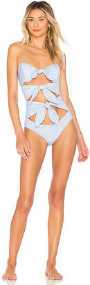 Lisa Marie Fernandez Triple Poppy One Piece