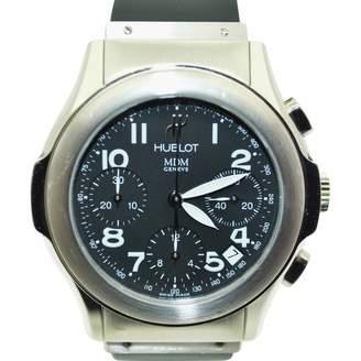 Hublot MDM white gold watch