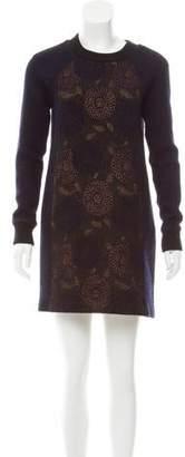 Martin Grant Mini Sweater Dress