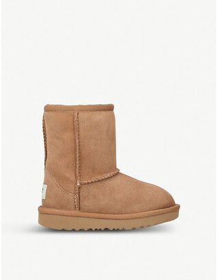 UGG Classic II sheepskin boots