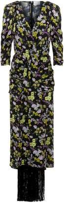Magda Butrym Downey Floral Midi Dress