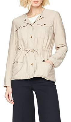 Damart Women's Veste Saharienne Coat,UK