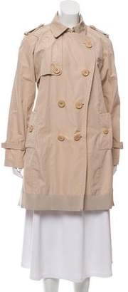 Moncler Knee-Length Trench Coat