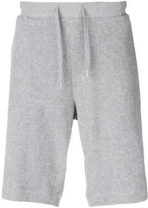 Sunspel drawstring waist shorts